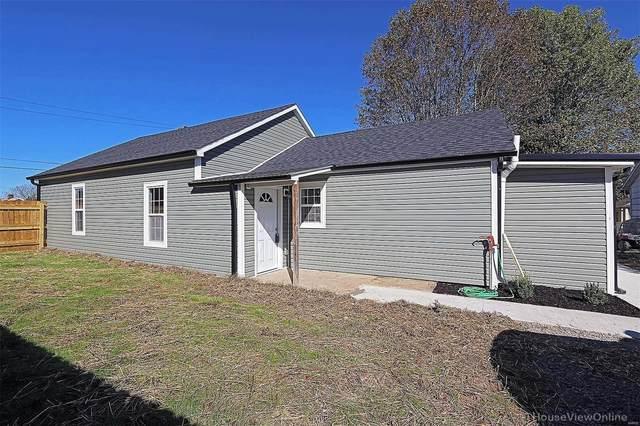 1123 N Fountain Street, Cape Girardeau, MO 63701 (#21075044) :: The Becky O'Neill Power Home Selling Team