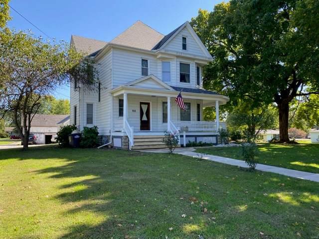 918 Fifth Street, Carrollton, IL 62016 (#21075050) :: Fusion Realty, LLC