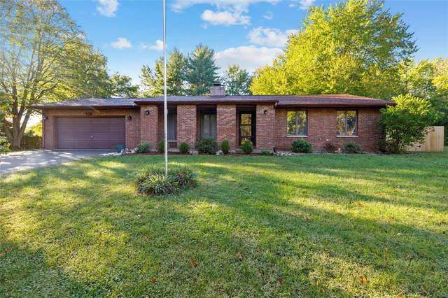 144 Forestview Drive, Belleville, IL 62220 (#21075056) :: Fusion Realty, LLC