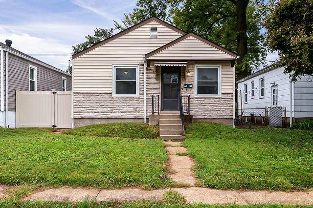 6731 Wise Avenue, St Louis, MO 63139 (#21075085) :: Reconnect Real Estate