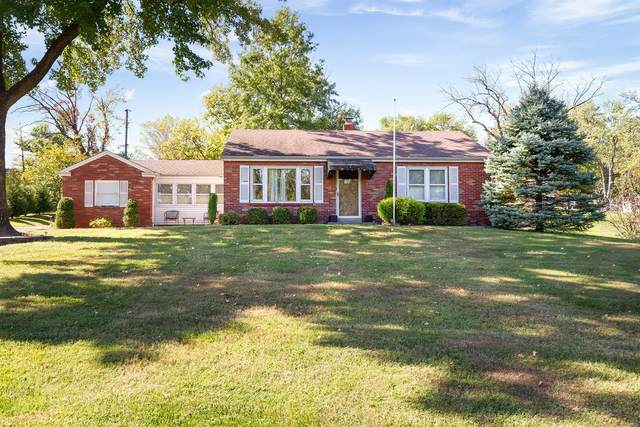 101 Pleasant View, Manchester, MO 63011 (#21075143) :: The Becky O'Neill Power Home Selling Team