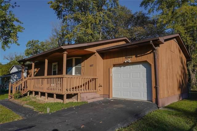 1437 10th Street, Cottage Hills, IL 62018 (MLS #21075148) :: Century 21 Prestige