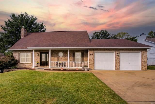 717 Jerome Drive, Festus, MO 63028 (#21075160) :: Matt Smith Real Estate Group