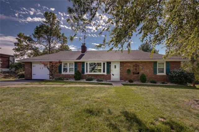 3328 Maryalan Court, St Louis, MO 63129 (#21075186) :: Jeremy Schneider Real Estate