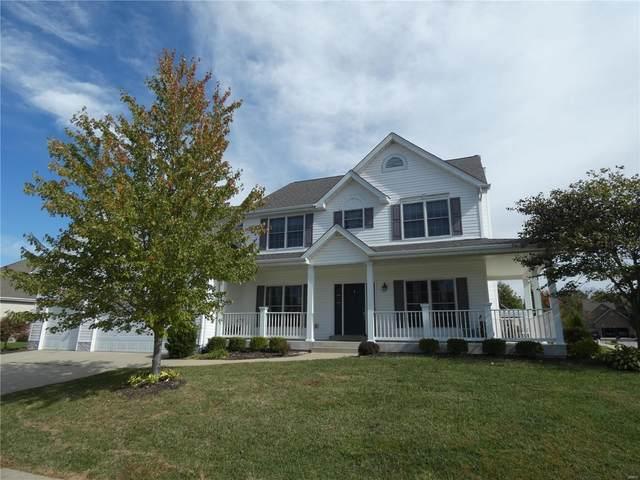 116 Antler Creek, Caseyville, IL 62232 (#21075189) :: Kelly Hager Group | TdD Premier Real Estate