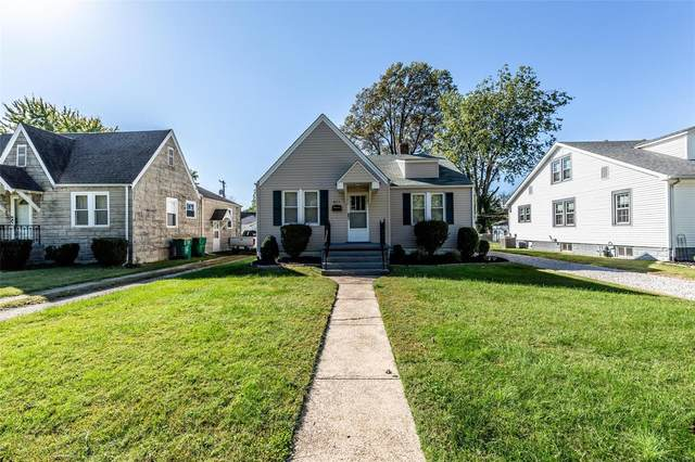 603 Parkview Drive, O'Fallon, IL 62269 (MLS #21075190) :: Century 21 Prestige