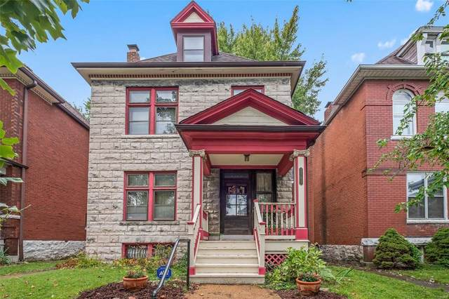 3700 Humphrey, St Louis, MO 63116 (#21075199) :: Reconnect Real Estate