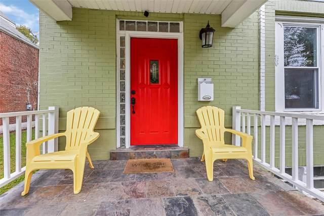 5025 Enright Avenue, St Louis, MO 63108 (#21075206) :: Mid Rivers Homes