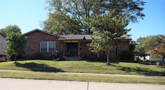 5335 Vortex Drive, St Louis, MO 63129 (#21075233) :: The Becky O'Neill Power Home Selling Team