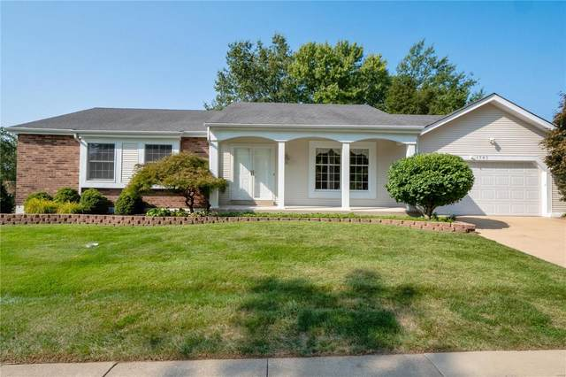1783 Heffington, Chesterfield, MO 63017 (#21075239) :: RE/MAX Professional Realty