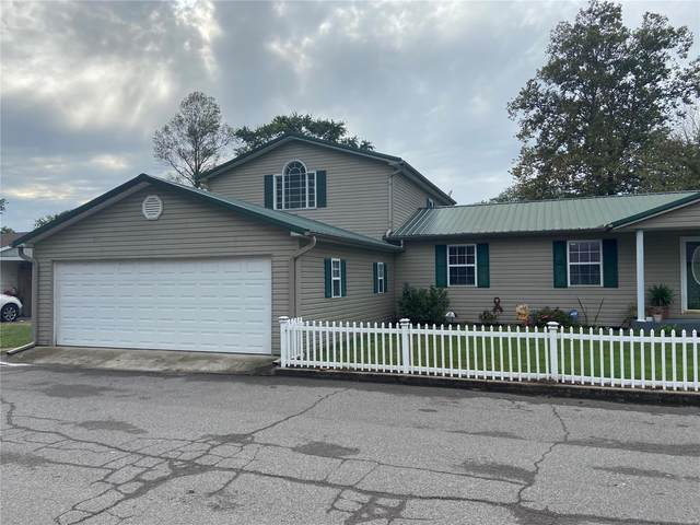 52 Chickasaw, Mcclure, IL 62957 (#21075242) :: Fusion Realty, LLC