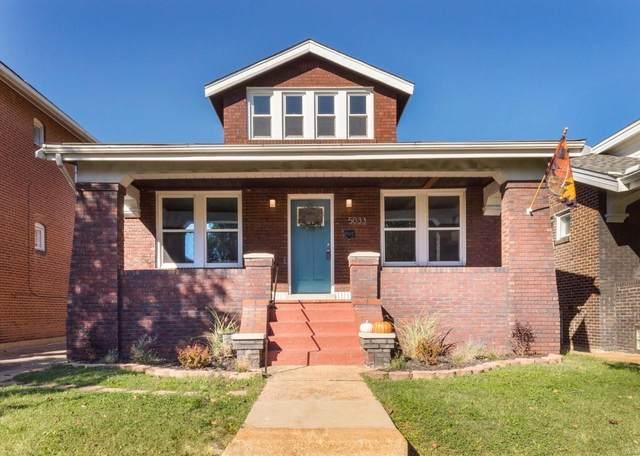 5033 Milentz Avenue, St Louis, MO 63109 (#21075250) :: Reconnect Real Estate