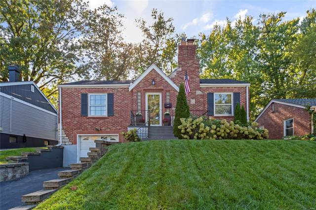 835 Diversey, St Louis, MO 63126 (#21075267) :: Parson Realty Group