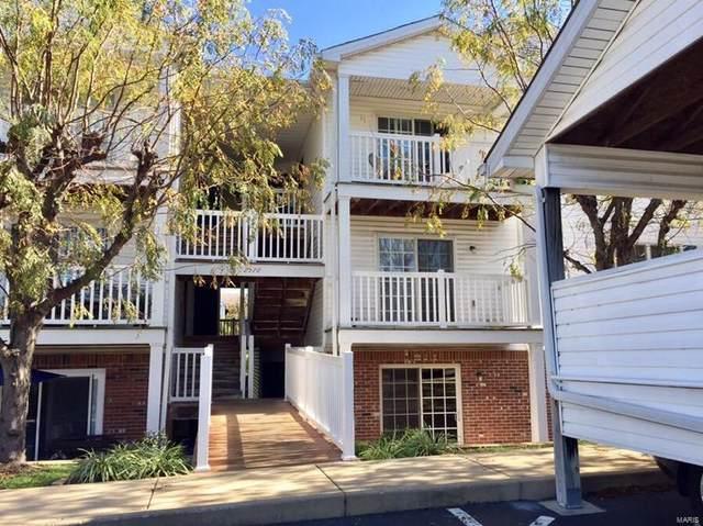 2578 Coppergate Square Drive B, Oakville, MO 63129 (#21075275) :: Mid Rivers Homes