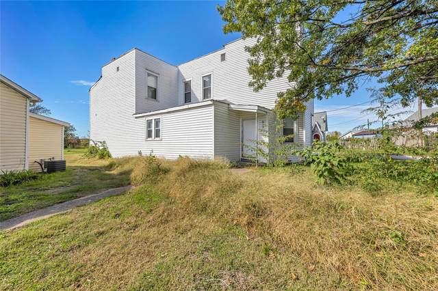 913 Columbia Road, Dupo, IL 62239 (#21075286) :: Matt Smith Real Estate Group