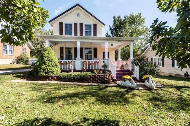 808 N Mill Street, Festus, MO 63028 (MLS #21075299) :: Century 21 Prestige