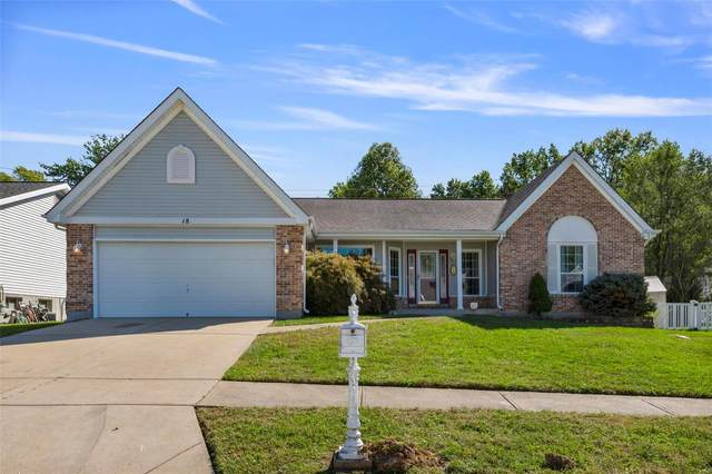 18 Freeman, St Louis, MO 63129 (#21075301) :: RE/MAX Professional Realty