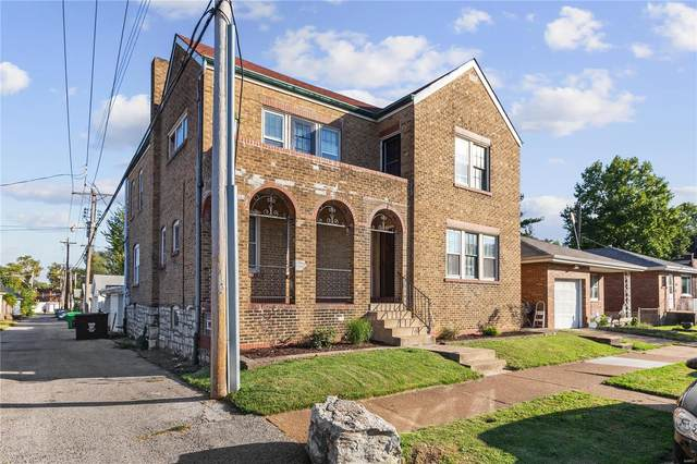 4014 Gustine Avenue, St Louis, MO 63116 (#21075313) :: Matt Smith Real Estate Group