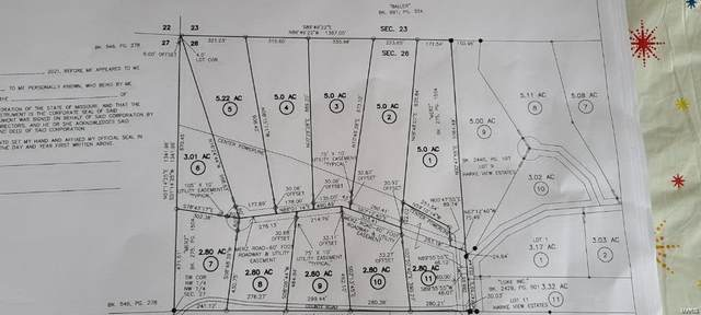 130 Merz Meadows Drive, Troy, MO 63379 (#21075329) :: Hartmann Realtors Inc.