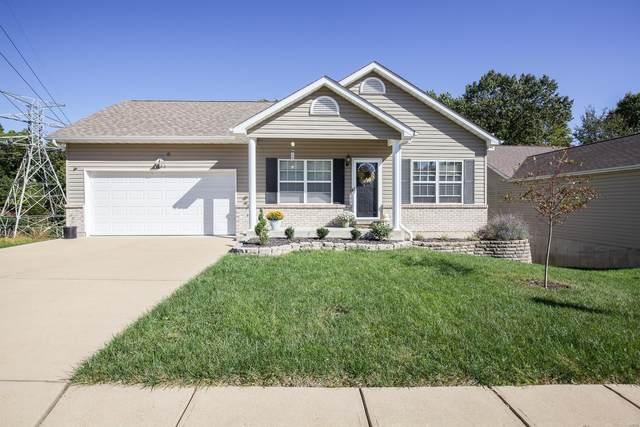 1002 San Luis, Fenton, MO 63026 (#21075345) :: The Becky O'Neill Power Home Selling Team