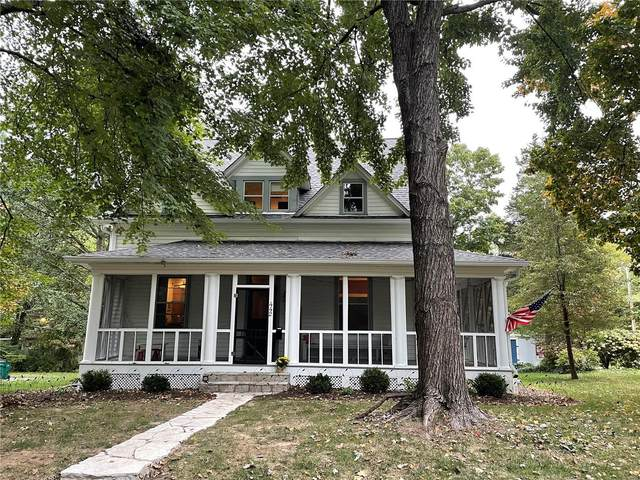 442 Holmes Place, Webster Groves, MO 63119 (#21075346) :: Delhougne Realty Group