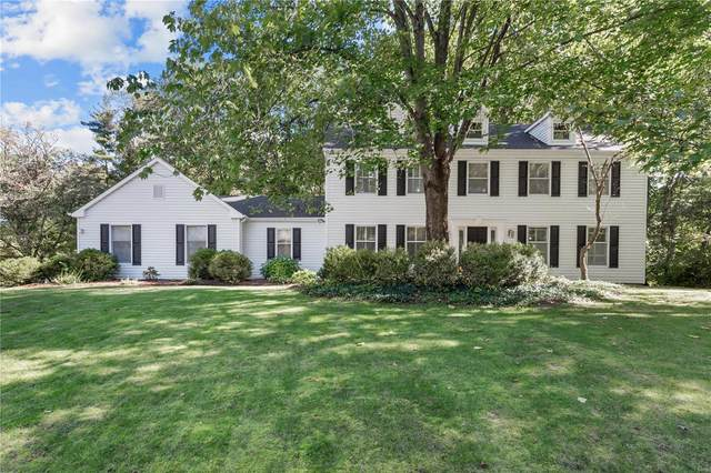 586 Pinetree Lake Court, Town and Country, MO 63017 (#21075351) :: Peter Lu Team