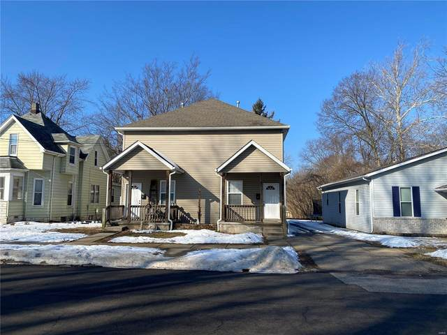 227 N Hesperia Street, Collinsville, IL 62234 (#21075353) :: Kelly Hager Group | TdD Premier Real Estate