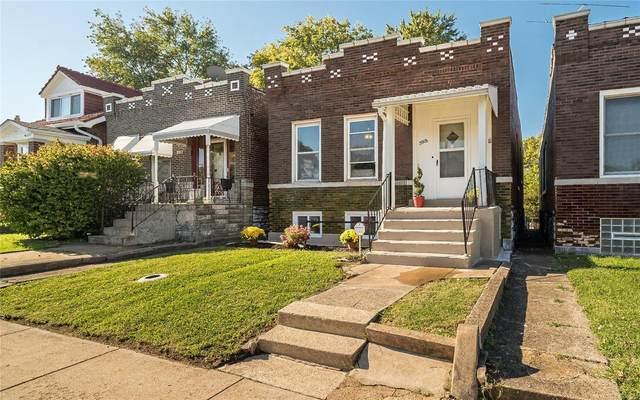 5918 Southwest Avenue, St Louis, MO 63139 (#21075378) :: Matt Smith Real Estate Group
