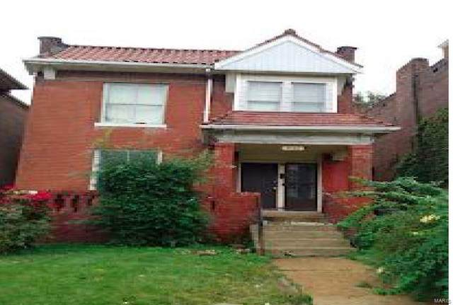 4640 Labadie Avenue, St Louis, MO 63115 (#21075380) :: Mid Rivers Homes