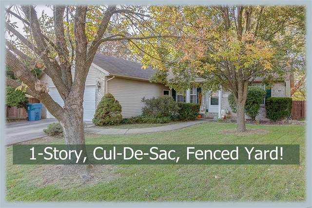 118 Bayridge Court, Glen Carbon, IL 62034 (#21075387) :: The Becky O'Neill Power Home Selling Team