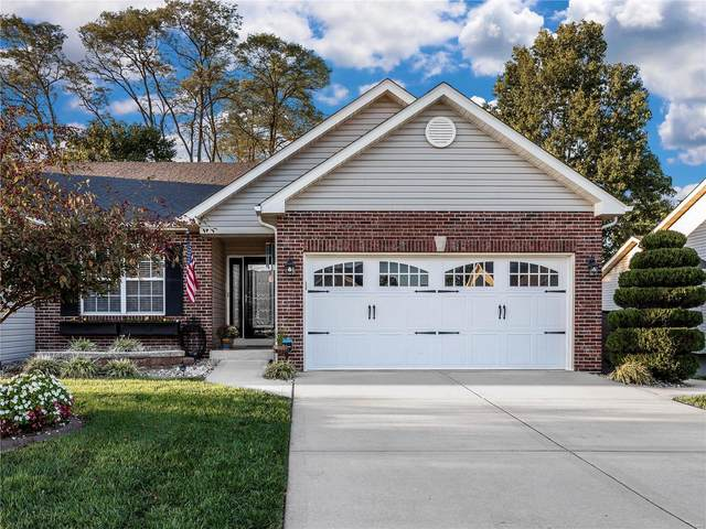 431 Bandmour Drive, O'Fallon, IL 62269 (#21075394) :: Kelly Hager Group | TdD Premier Real Estate