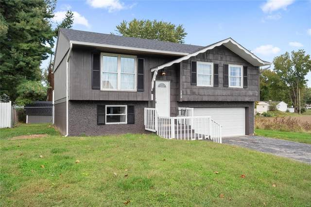 1318 Floradora, Belleville, IL 62220 (#21075404) :: RE/MAX Professional Realty