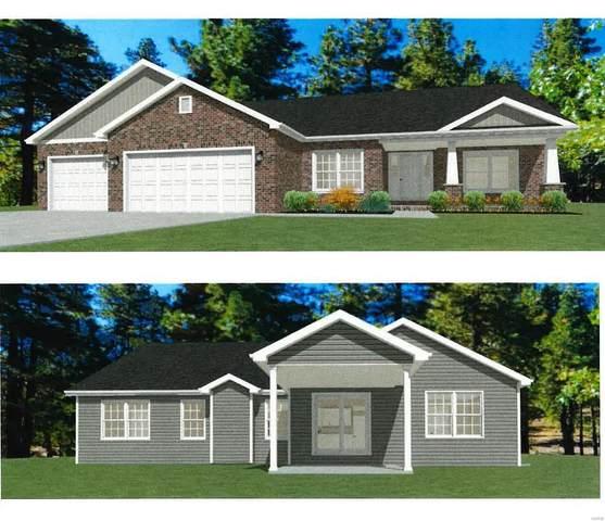 3725 Osprey Drive, Shiloh, IL 62221 (#21075413) :: Matt Smith Real Estate Group