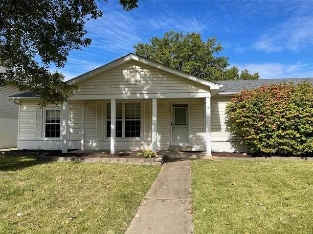 33 Julie Lane, Saint Peters, MO 63376 (#21075433) :: Matt Smith Real Estate Group