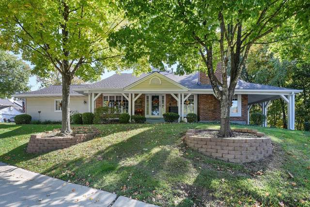 15066 Green Circle Dr, Chesterfield, MO 63017 (#21075434) :: RE/MAX Professional Realty