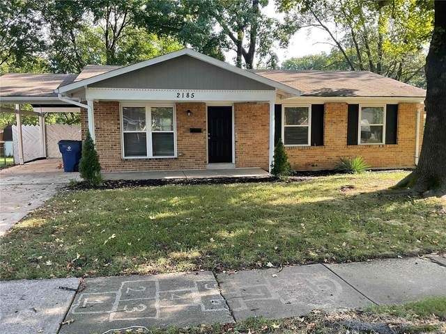 2185 Foggy Bottom Drive, Florissant, MO 63031 (#21075435) :: Kelly Hager Group | TdD Premier Real Estate