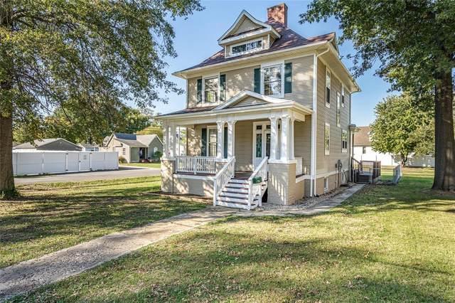 103 E Olive Street, STAUNTON, IL 62088 (#21075456) :: Matt Smith Real Estate Group