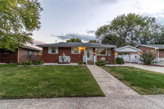 1544 Joy Avenue, Granite City, IL 62040 (#21075462) :: Kelly Hager Group | TdD Premier Real Estate