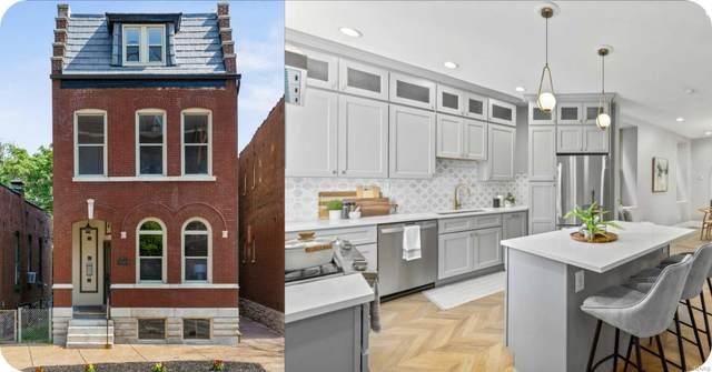 3008 Pennsylvania Avenue, St Louis, MO 63118 (#21075465) :: Finest Homes Network