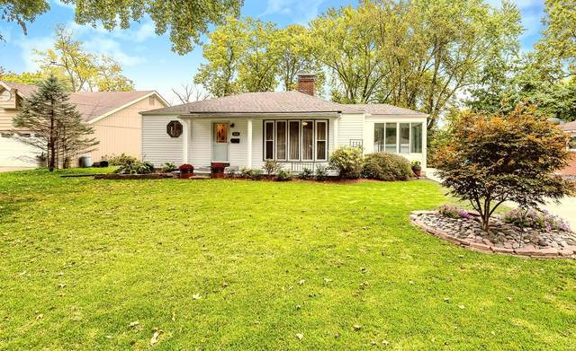 506 Forest Drive, Collinsville, IL 62234 (#21075477) :: Kelly Hager Group | TdD Premier Real Estate