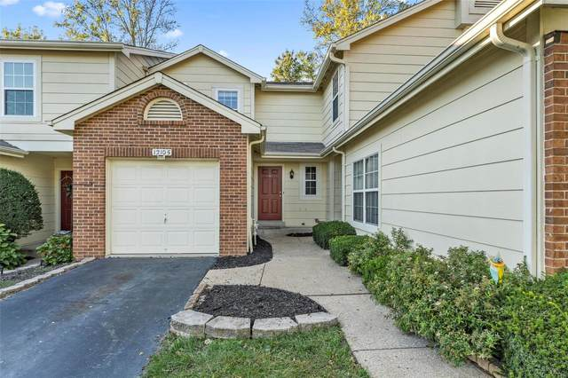 12105 Autumn Lakes, Maryland Heights, MO 63043 (#21075480) :: Blasingame Group | Keller Williams Marquee
