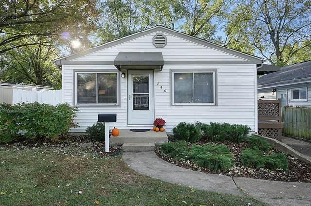 640 Clover Lane, St Louis, MO 63126 (#21075493) :: Krista Hartmann Home Team