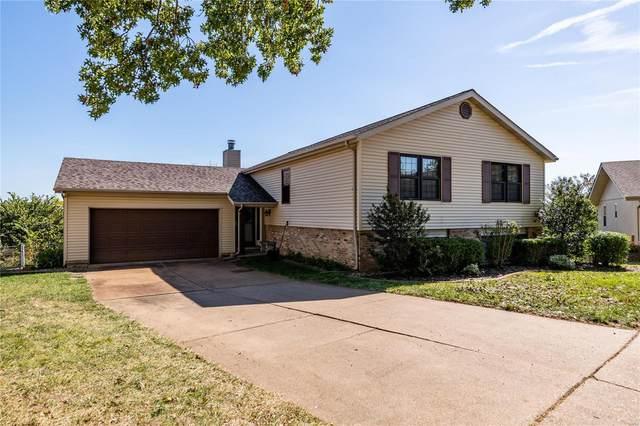5107 Suson Oaks Court, St Louis, MO 63128 (#21075500) :: Jeremy Schneider Real Estate