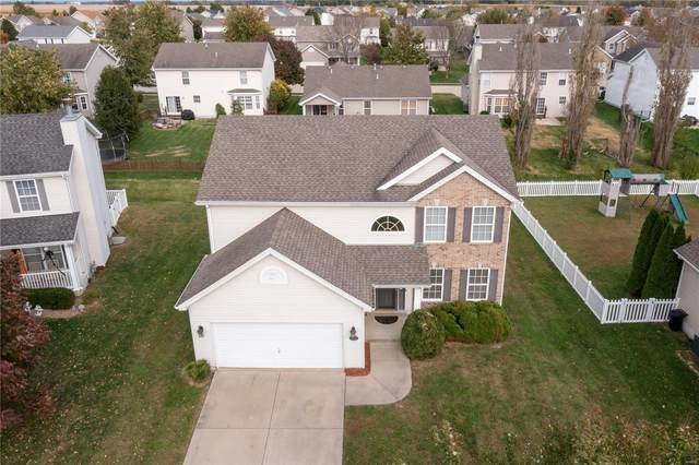2410 Cypress Knoll Court, Belleville, IL 62221 (#21075515) :: RE/MAX Professional Realty