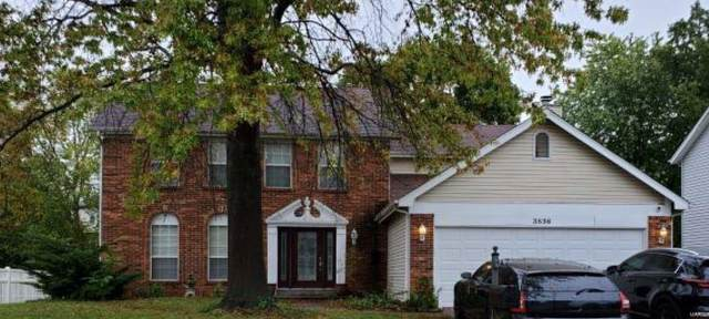 3836 Kentucky Derby Drive, Florissant, MO 63034 (#21075528) :: Mid Rivers Homes