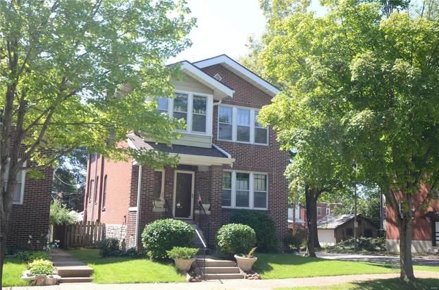 5048 Devonshire Avenue 1F, St Louis, MO 63109 (MLS #21075537) :: Century 21 Prestige