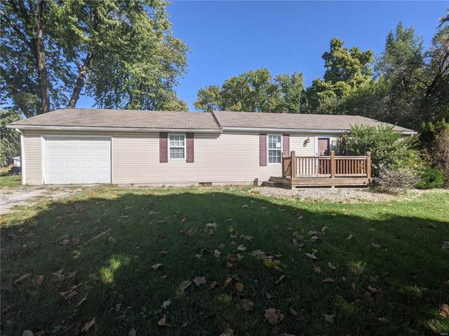 1064 Old Oak Road, East Alton, IL 62024 (MLS #21075545) :: Century 21 Prestige