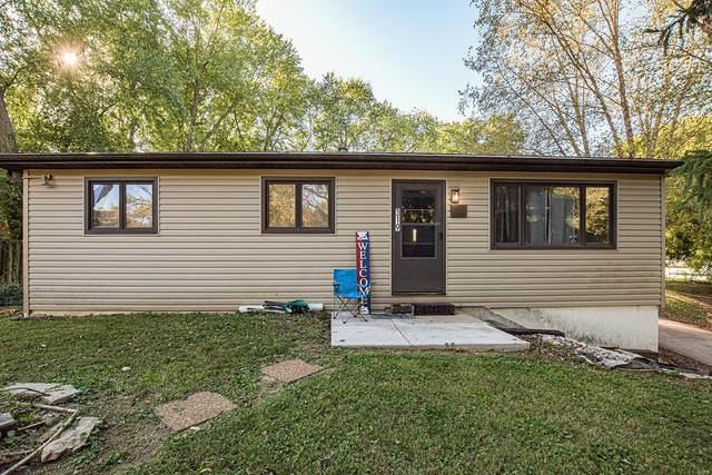 319 Bethel Meadow Road, Caseyville, IL 62232 (MLS #21075556) :: Century 21 Prestige