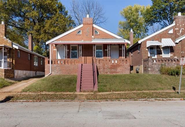 6501 Hoffman Avenue, St Louis, MO 63139 (#21075573) :: Peter Lu Team