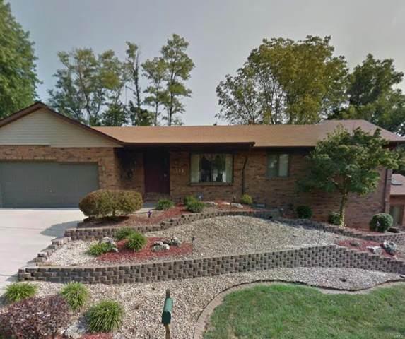 388 Westglen Drive, Glen Carbon, IL 62034 (#21075584) :: Elevate Realty LLC